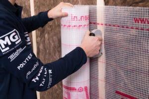 How it's done – Vapor barrier