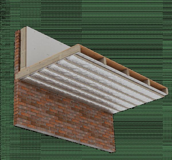 Technische tekening Alkreflex 2.5 - vloer